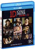 One Direction: ��� �� 3D (Real 3D Blu-Ray) / This Is Us