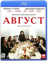 Август: Графство Осейдж (Blu-Ray) / August: Osage County