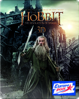 ������: ������� ������ [�������� ����] (Real 3D + 2D) (4 Blu-Ray) / The Hobbit: The Desolation of Smaug