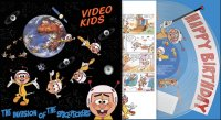Video Kids: The Invasion Of The Spacepeckers (LP)