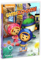 DVD ������� �������. ������ 5 / Team Umizoomi