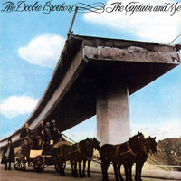 LP Doobie Brothers: The Captain And Me (LP)
