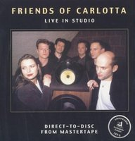 LP Friends Of Carlotta: Live In Studio (LP)