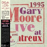 LP Gary Moore: Live at Montreux 1995 (LP)