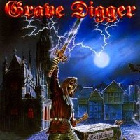 LP Grave Digger: Heart Of Darkness (LP)