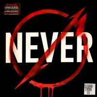 LP Metallica: Through The Never-deluxe- (LP)