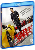 Need for Speed: Жажда скорости (Blu-Ray) / Need for Speed