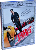 Need for Speed: Жажда скорости (Real 3D Blu-Ray) / Need for Speed
