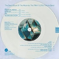 LP The Pink Floyd: The Dark Cloud Of The Moon (LP)