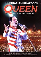 Queen Hungarian Rhapsody. Live In Budapest (DVD)
