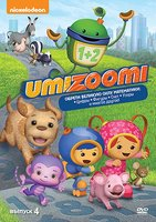 ������� �������. ������ 4 (DVD) / Team Umizoomi
