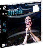 DVD + Audio CD Regina Spektor: Live In London