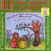 Поучительные сказки. Сказка про медвежонка Мишуню и другие сказки (Аудиокнига CD)