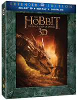 ������: ������� ������ (������������ ������) (2 Real 3D Blu-Ray + 3 Blu-Ray) / The Hobbit: The Desolation of Smaug