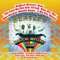 The Beatles: Magical Mystery Tour (LP)