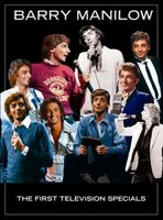 DVD Barry Manilow: The First Television Specials (5 DVD)