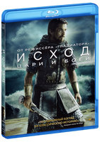 Blu-Ray Исход: Цари и боги (Blu-Ray) / Exodus: Gods and Kings