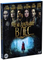Blu-Ray Чем дальше в лес... (Blu-Ray) / Into the Woods