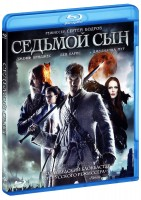 Blu-Ray Седьмой сын (Blu-Ray) / Seventh Son
