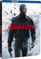 Blu-Ray Великий уравнитель [железный бокс] (Blu-Ray) / The Equalizer