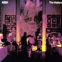 ABBA: The Visitors (LP)