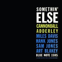 LP Cannonball Adderley: Somethin' Else (LP)