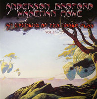 LP Anderson Bruford Wakeman Howe: An Evening Of Yes Music Plus vol.1 (LP)