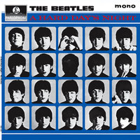 The Beatles: A Hard Day's Night (Mono) (LP)