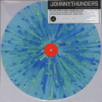 LP Johnny Thunders: The Last Show At Max's Kansas City Nyc (LP)