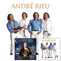 Audio CD Andre Rieu. Celebrates ABBA / Music Of The Night