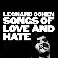 LP Leonard Cohen: Songs of love and hate (LP)