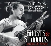���� �������: �������� � ����. ������ ������� (CD) / Ghosts and shadows. Music of Spain