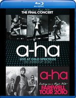 A-ha: Ending On A High Note - The Final Concert (Blu-Ray)