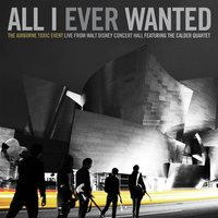 Blu-Ray + Audio CD The Airborne Toxic Event: All I Ever Wanted (Blu-Ray)