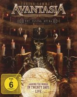 Blu-Ray Avantasia: The Flying Opera / Around the World in 20 Days - live (Blu-Ray)