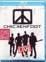 Blu-Ray Chickenfoot: Get Your Buzz On - Live (Blu-Ray)