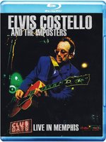 Blu-Ray Elvis Costello & The Imposters: Club Date/Live in Memphis (Blu-Ray)