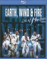 Blu-Ray Earth, Wind & Fire: Live At Montreux 1997 (Blu-Ray)