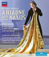 Blu-Ray Richard Strauss, Renee Fleming: Ariadne Auf Naxos (Blu-Ray)