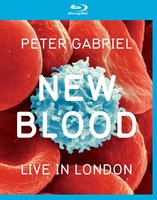 Blu-Ray Peter Gabriel: New Blood - Live In London (Blu-Ray)