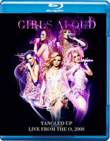 Blu-Ray Girls Aloud: Tangled Up Live From The O2 2008 (Blu-Ray)