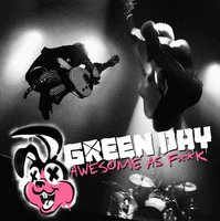 Blu-Ray + Audio CD Green Day: Awesome As F**k (Blu-Ray+CD)