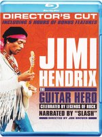 Blu-Ray Jimi Hendrix: The Guitar Hero (2 Blu-Ray)