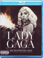 Blu-Ray Lady Gaga. The Monster Ball Tour: Live At Madison Square Garden (Blu-Ray)