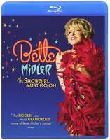 Blu-Ray Midler Bette: The Showgirl Must Go On (Blu-Ray)