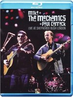 Blu-Ray Mike & The Mechanics: Live at Shepherd's Bush (Blu-Ray)