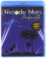 Blu-Ray The Moody Blues: Lovely To See You - Live (Blu-Ray)