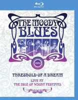 The Moody Blues: Threshold Of A Dream: Live At The Isle Of Wight Festival (Blu-Ray)