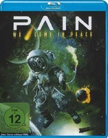 Blu-Ray Pain: We Come In Peace (Blu-Ray)