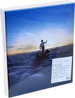 Blu-Ray + Audio CD The Pink Floyd: The Endless River (CD + Blu-Ray)